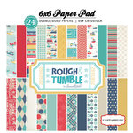 Carta Bella Paper - Rough and Tumble Collection - 6 x 6 Paper Pad