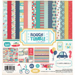 Carta Bella Paper - Rough and Tumble Collection - 12 x 12 Collection Kit