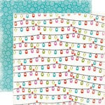 Carta Bella Paper - Summer Lovin Collection - 12 x 12 Double Sided Paper - Gondolas