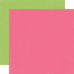 Carta Bella Paper - True Friends Collection - 12 x 12 Double Sided Paper - Pretty Pink
