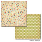 Carta Bella Paper - Traditions Collection - 12 x 12 Double Sided Paper - Botanical
