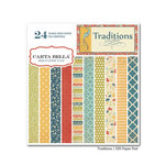 Carta Bella Paper - Traditions Collection - 6 x 6 Paper Pad