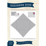 Carta Bella Paper - Words of Love Collection - Designer Dies - Envelope