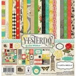 Carta Bella Paper - Yesterday Collection - 12 x 12 Collection Kit