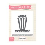 Carta Bella - Circus Party Collection - Designer Dies - Popcorn