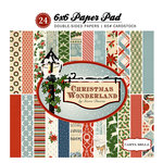 Carta Bella - Christmas Wonderland Collection - 6 x 6 Paper Pad