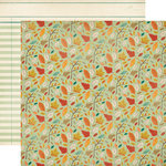 Carta Bella - Fall Blessings Collection - 12 x 12 Double Sided Paper - Autumn Day