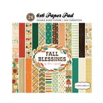 Carta Bella - Fall Blessings Collection - 6 x 6 Paper Pad