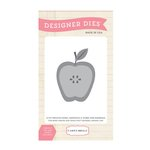 Carta Bella - Fall Blessings Collection - Designer Dies - Apple Slice