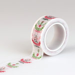 Carta Bella - Have a Merry Christmas Collection - Decorative Tape - Words