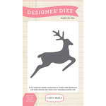 Carta Bella - Have a Merry Christmas Collection - Designer Dies - Santa's Reindeer