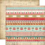 Carta Bella Paper - Home Sweet Home Collection - 12 x 12 Double Sided Paper - Border Strips