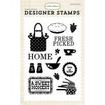 Carta Bella Paper - Home Sweet Home Collection - Clear Acrylic Stamps