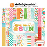 Carta Bella - Soak Up The Sun Collection - 6 x 6 Paper Pad