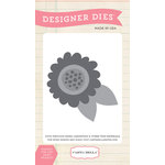 Carta Bella - Soak Up The Sun Collection - Designer Dies - Dotted Flower