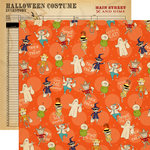 Carta Bella - Trick or Treat Collection - Halloween - 12 x 12 Double Sided Paper - Bag of Treats