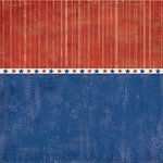 Carolee's Creations Adornit - Patriotic Collection - Paper - Star Banner