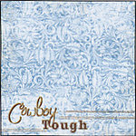 Carolee's Creations Adornit - Wild West Collection - 12x12 Paper - Cowboy Tough