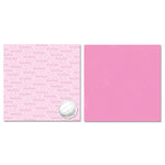 Carolee's Creations - Adornit - Volleyball Collection - 12 x 12 Double Sided Paper - Volleyball Talk
