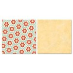 Carolee's Creations - Adornit - Bouquet Patches Collection - 12 x 12 Double Sided Paper - Bliss Dots