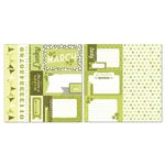 Carolee's Creations - Adornit - Seasons Collection - 12 x 12 Double Sided Paper - March Cut Apart