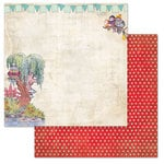 Carolee's Creations - Adornit - Storybook Collection - 12 x 12 Double Sided Paper - Chapter One