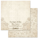 Carolee's Creations - Adornit - Storybook Collection - 12 x 12 Double Sided Paper - Chapter Three