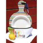 Carolee's Creations Adornit - Picnic Collection - Paper Plate Holder