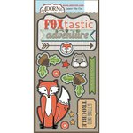 Carolee's Creations - Adornit - Timberland Critters Collection - Die Cut Cardstock Shapes - Foxtastic