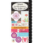 Carolee's Creations - Adornit - Nancy Jane Collection - Cardstock Stickers - Nancy Jane's Love, CLEARANCE