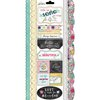 Carolee's Creations - Adornit - Rhapsody Bop Collection - Cardstock Stickers - Rhapsody