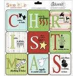 Carolee's Creations - Spice It Up Cardstock Stickers - Christmas Collection - Christmas