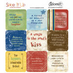Carolee's Creations - Spice it Up Cardstock Stickers - Everyday Collection - Heartfelt