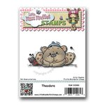 CC Designs - Cling Mounted Rubber Stamps - Theodore