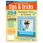 Creating Keepsakes - Scrapbooking Tips and Tricks - Summer Fun and Travel