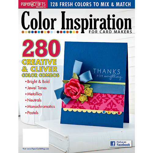 Paper Crafts - Color Inspiration For Card Makers, CLEARANCE