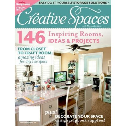 Creating Keepsakes - Creative Spaces