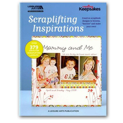 Creating Keepsakes - Scraplifting Inspirations
