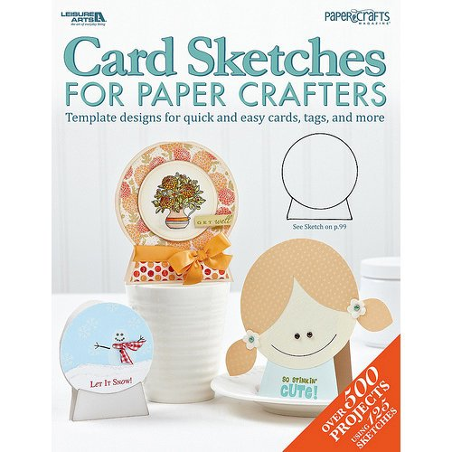 Paper Crafts - Card Sketches for Paper Crafters