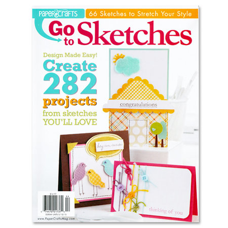 Paper Crafts - Go To Sketches