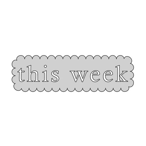 The Crafter's Workshop - Die Cutting Template - This Week