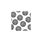 The Crafter's Workshop - 6 x 6 Doodling Template - Mini Scallop Flowers