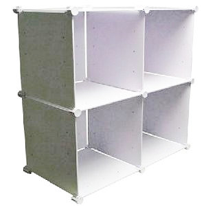 Cropper Hopper - Cubez Collection - 4 Cube Modular Expandable Kit - Standard