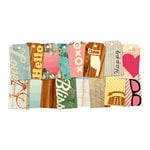 Cosmo Cricket - Summer Love and Sweet Disposition Collections - Element Tags