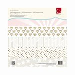 Cosmo Cricket - Vellumptuous Collection - 12 x 12 Paper Pad