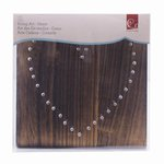 Advantus - Cosmo Cricket - String Art Board - Heart