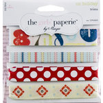 The Girls Paperie - On Holiday Collection - Ribbon Trims - Travel