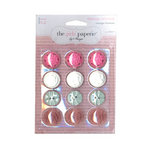 The Girls Paperie - Vintage Whimsy Collection - Vintage Buttons