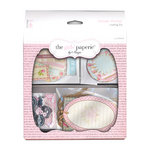 The Girls Paperie - Vintage Whimsy Collection - Crafting Embellishment Kit