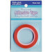 Advantus - Sulyn Industries - Vintage and Sparkle Glitter - Red Liner Tape - 1/2 Inch x 5 Yards
